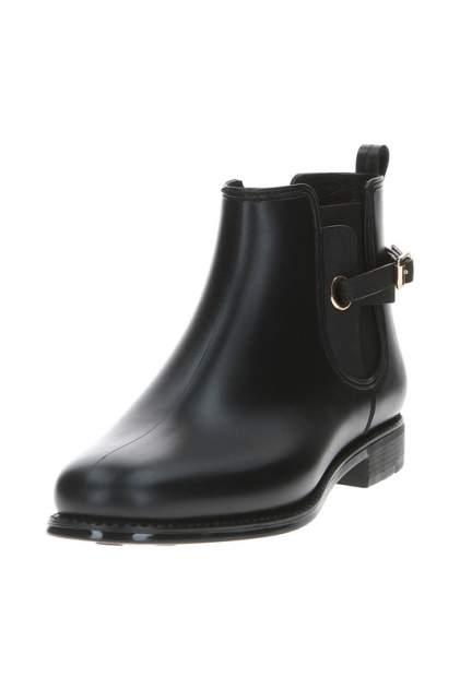 Резиновые сапоги женские MonAmi 17D005K-3 черные 36 RU