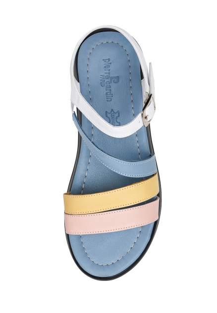 Сандалии женские Pierre Cardin TR-MN-277-01 разноцветные 36 RU