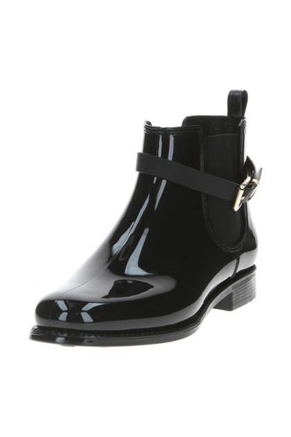 Резиновые сапоги женские MonAmi 16D128K-N черные 36 RU