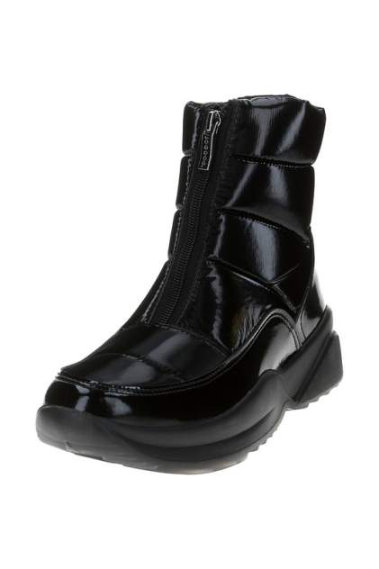 Ботинки женские Jog Dog 1604 черные 41 RU