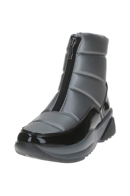 Ботинки женские Jog Dog 1604 серебристые 37 RU
