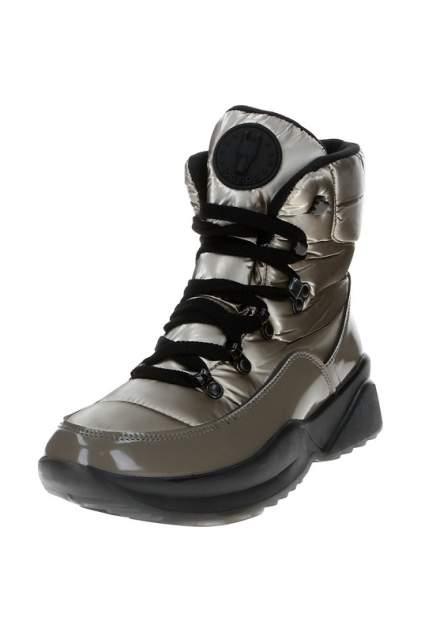 Ботинки женские Jog Dog 1603 золотистые 38 RU