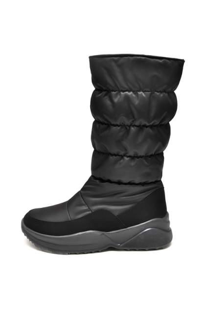 Дутики женские Jog Dog 1602 черные 39 RU