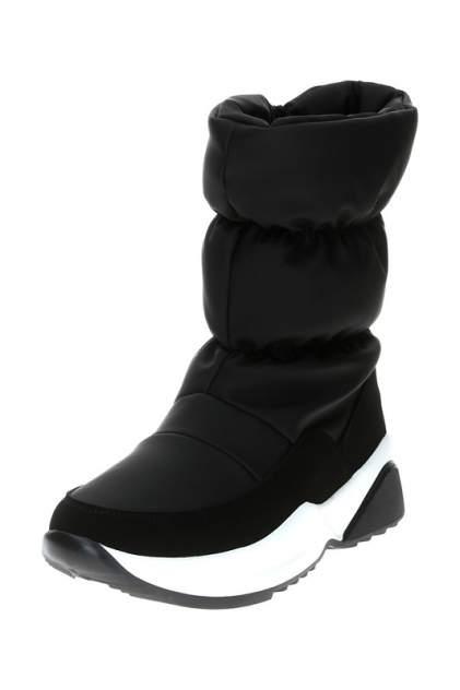 Дутики женские Jog Dog 1601 черные 37 RU