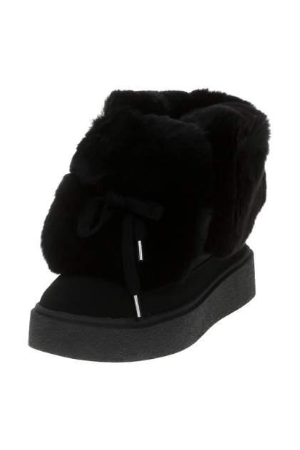 Ботинки женские Jog Dog 15006 черные 36 RU