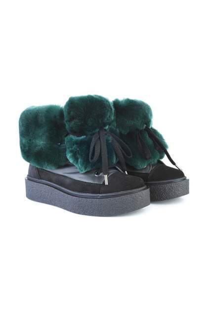 Ботинки женские Jog Dog 15006 серые 36 RU