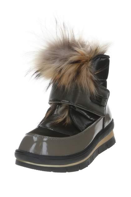 Ботинки женские Jog Dog 14056 золотистые 37 RU