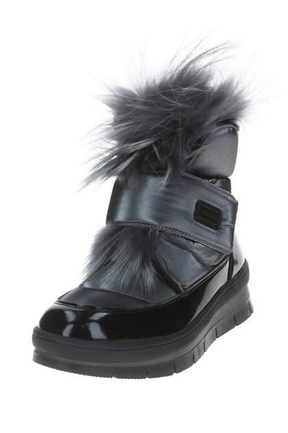 Ботинки женские Jog Dog 14056 черные 37 RU