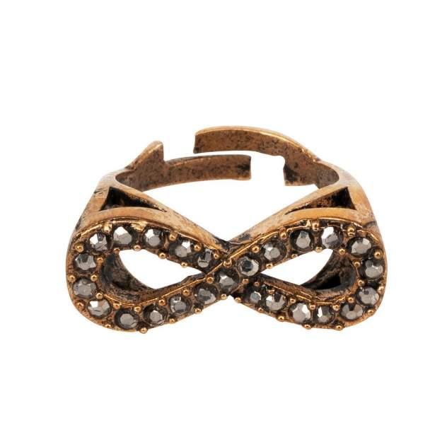 Кольцо Бесконечность бронзовое 55332