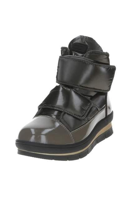 Ботинки женские Jog Dog 14039 золотистые 37 RU