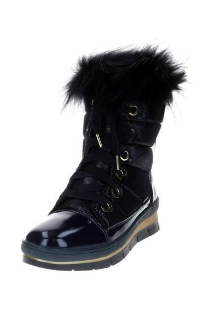 Ботинки женские Jog Dog 14029 синие 39 RU