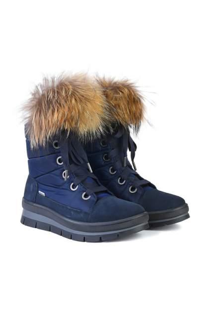 Ботинки женские Jog Dog 14029 синие 40 RU
