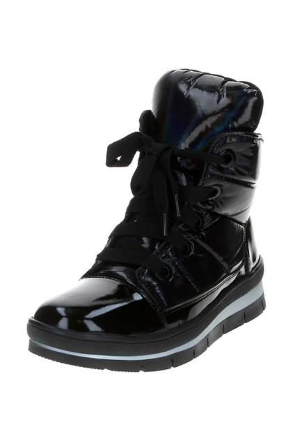 Ботинки женские Jog Dog 14007 черные 39 RU