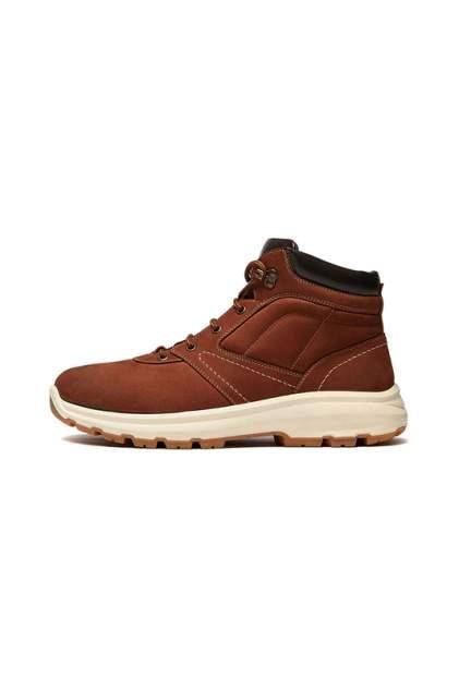 Ботинки мужские Ralf Ringer 137201 коричневые 41 RU