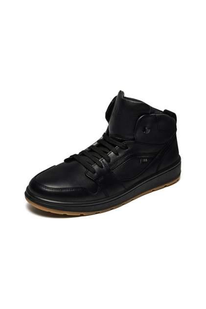 Ботинки мужские Ralf Ringer 134201 черные 41 RU
