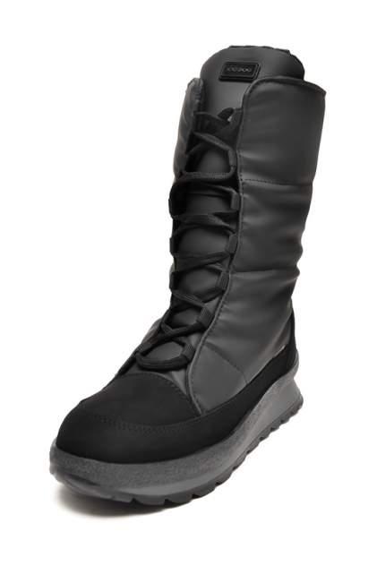 Дутики женские Jog Dog 1145 черные 38 RU