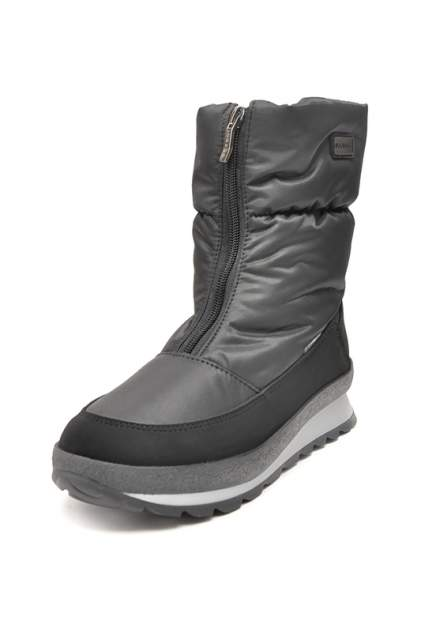 Дутики женские Jog Dog 1125 черные 40 RU