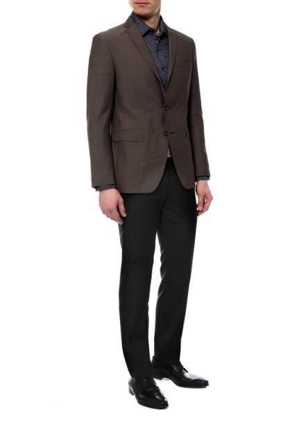 Пиджак мужской S.Oliver 12.505.54.3151 коричневый 102