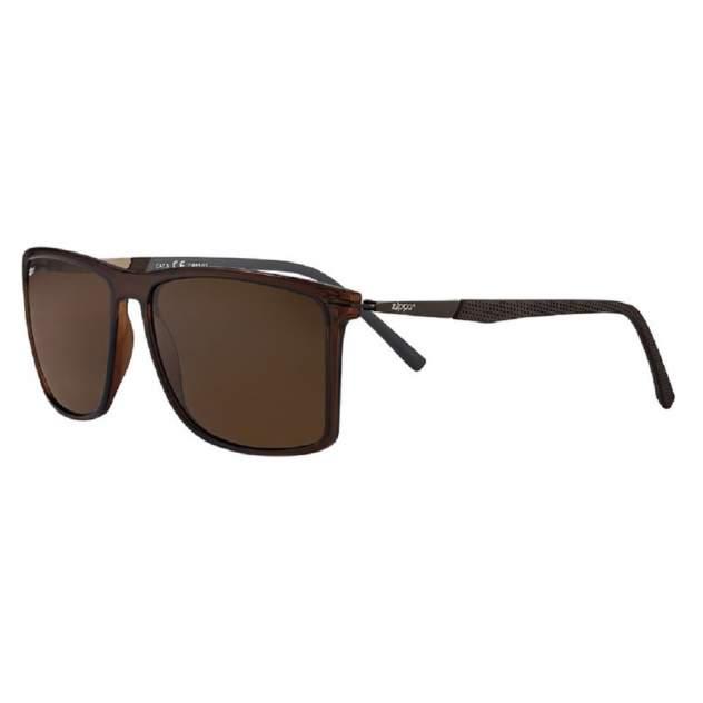 Солнцезащитные очки Zippo OB53 коричневые