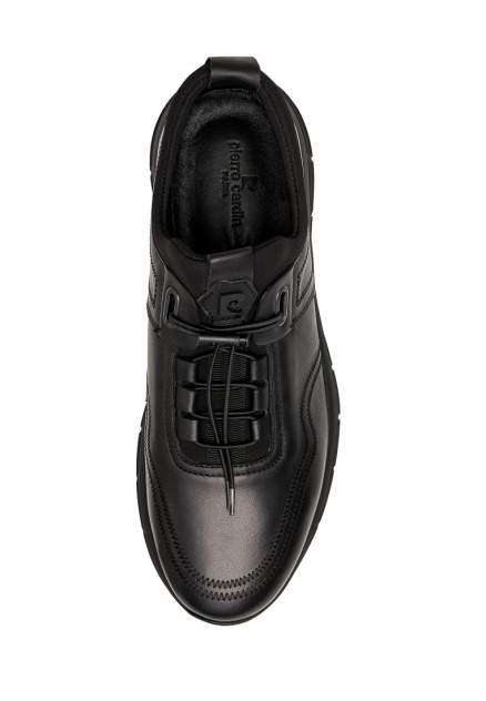 Полуботинки мужские Pierre Cardin TR-KO-9758-2254 черные 41 RU