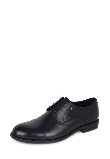 Туфли мужские Pierre Cardin DS20AW-3_ черные 41 RU