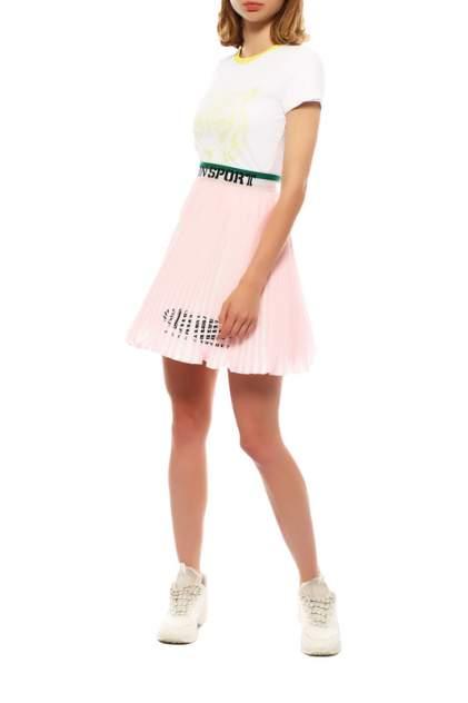 Юбка женская PLEIN SPORT P19C WJV0008 STE003N розовая S