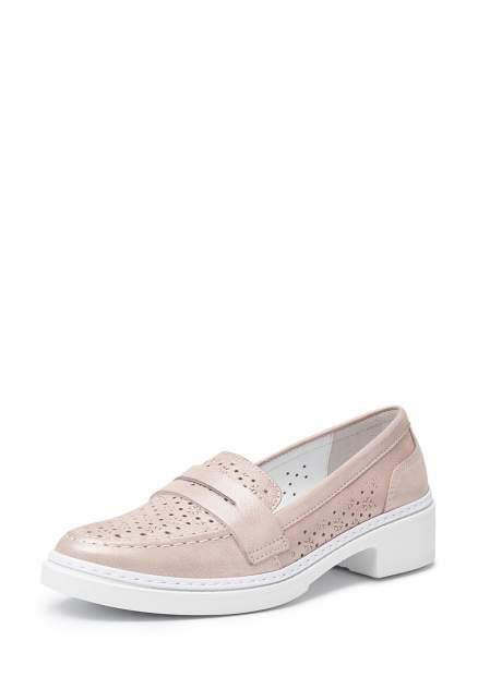 Лоферы женские Alessio Nesca 112696, розовый