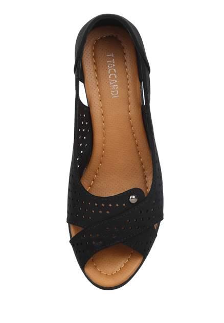 Туфли женские T.Taccardi K0651PT-2 черные 40 RU
