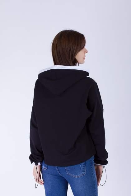 Толстовка женская DAIROS GD69300845 черная XS