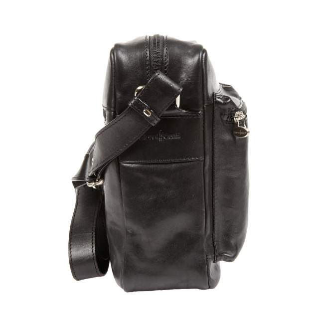 Сумка мужская Gianni Conti 912304 черная