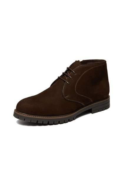 Ботинки мужские Ralf Ringer 049308 коричневые 43 RU