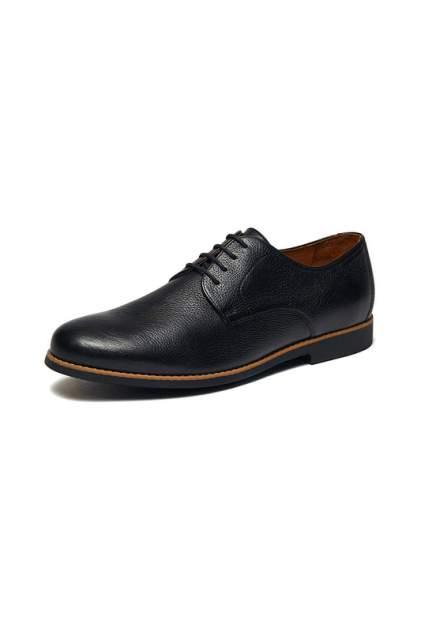 Туфли мужские Ralf Ringer 041101 черные 43 RU