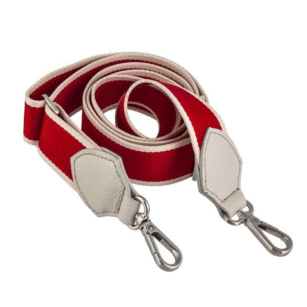 Ремень для сумки Sergio Belotti 15-6 белая/красная
