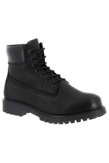 Ботинки мужские Ralf Ringer 460201 черные 42 RU