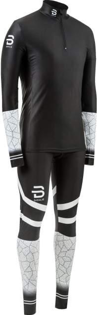 Спортивный костюм Bjorn Daehlie 2018-19 Racesuit 2-Piece Nations 3.0 M Black/White L