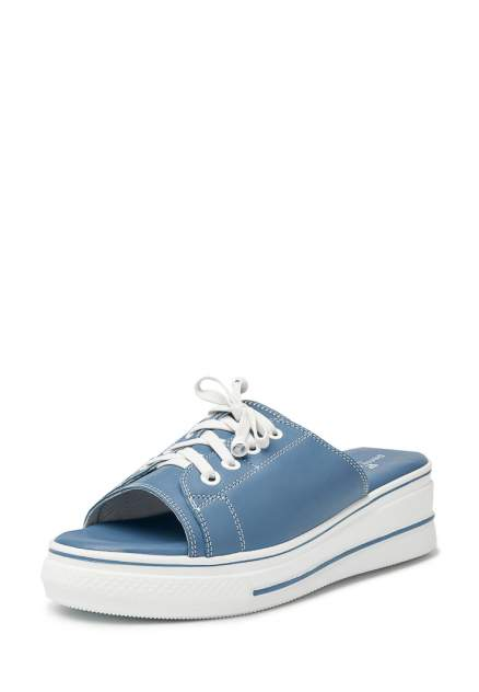 Шлепанцы Pierre Cardin 112216, голубой