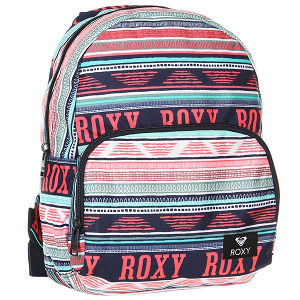 Рюкзак женский Roxy ERJBP03727-XWBG разноцветный