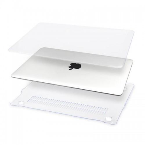 Чехол HardShell Case Crystal для Apple MacBook Pro 15 A1707 Прозрачный