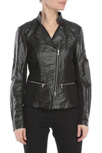 Кожаная куртка женская Marc Aurel 91667/3091/1000 черная 34