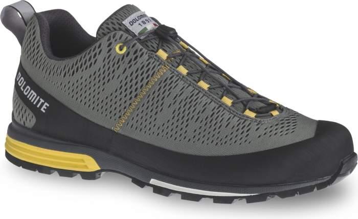 Ботинки Dolomite Diagonal Air, sil gn/sl yl, 8.5 UK