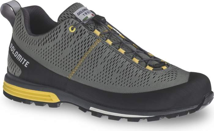 Ботинки Dolomite Diagonal Air, sil gn/sl yl, 10.5 UK