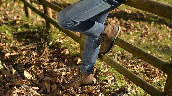 Ботинки Dolomite M's 54 Trek Gtx, dark brown, 10 UK