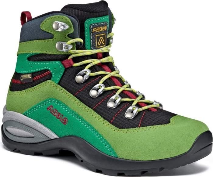 Ботинки Asolo Life Style Enforce Gv Jr, lime/black, 37 EU