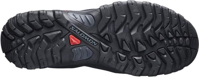 Ботинки Salomon Shelter Cs Wp, black/ebony/black, 11 UK
