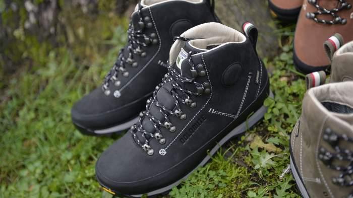 Ботинки Dolomite M's 54 Trek Gtx, black, 11.5 UK