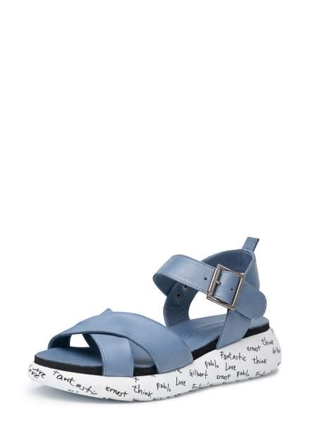 Женские сандалии Pierre Cardin 111933, голубой