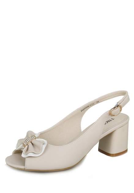Туфли женские T.Taccardi 111720, бежевый