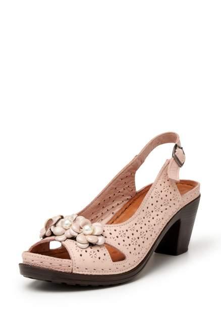 Туфли женские Alessio Nesca 111597, розовый