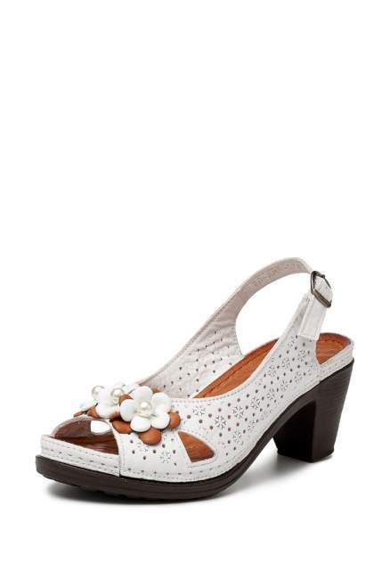 Туфли женские Alessio Nesca 111596, белый