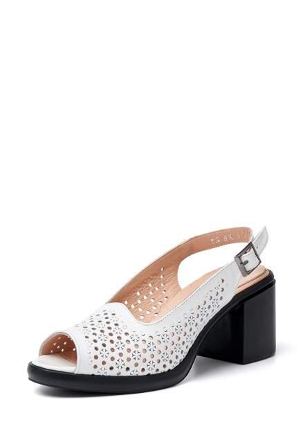 Туфли женские Alessio Nesca 111574, белый